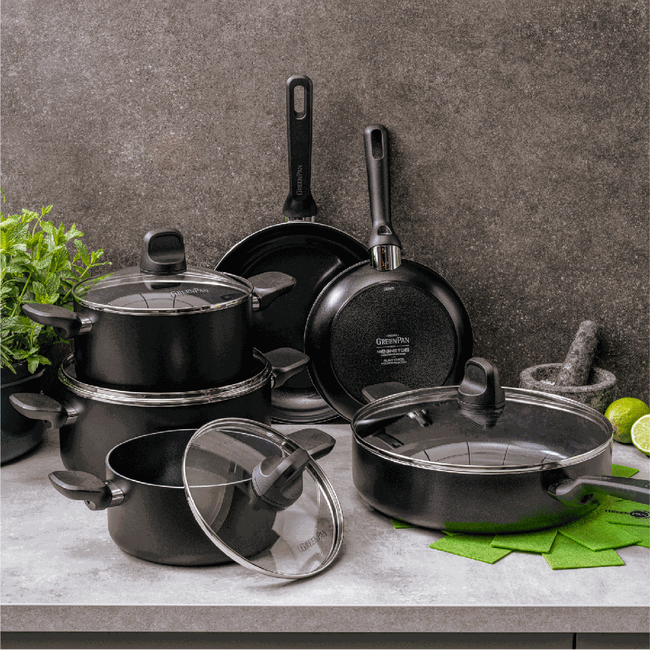 Memphis 13pc Cookware Set
