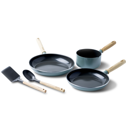 Mayflower Ceramic Non-Stick 5pc Set