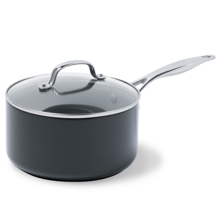Venice Pro Ceramic Non-Stick Saucepan with lid