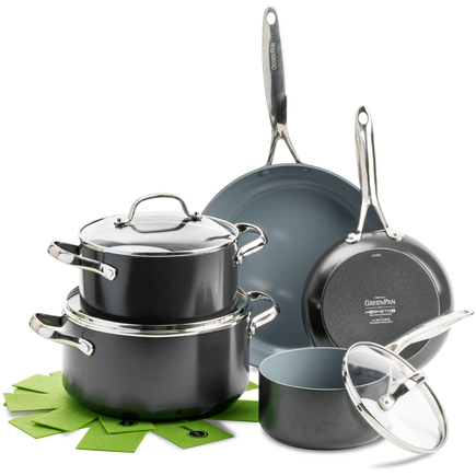 Venice Pro 10pc Cookware set