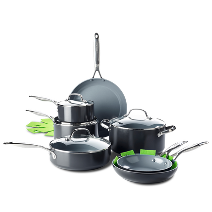 Valencia Pro Ceramic Non-Stick 11pc Set