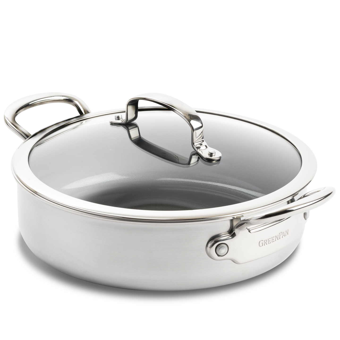 Premiere Shallow Casserole with lid