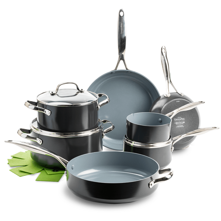 Venice Pro 12pc Cookware set