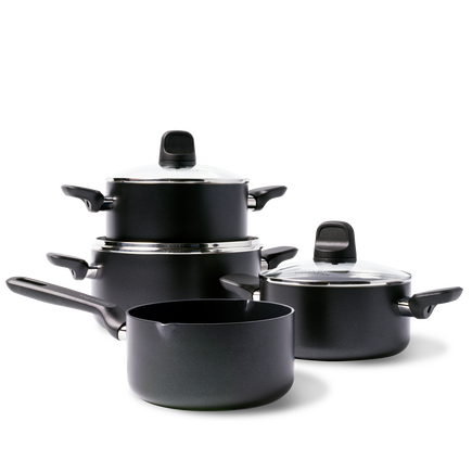 Memphis Ceramic Non-Stick 7pc Set