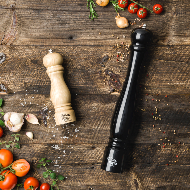 Chop & Grill Salt and pepper mill