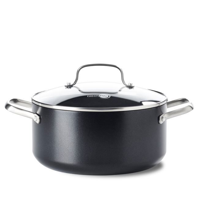 Copenhagen Ceramic Non-Stick Casserole with lid