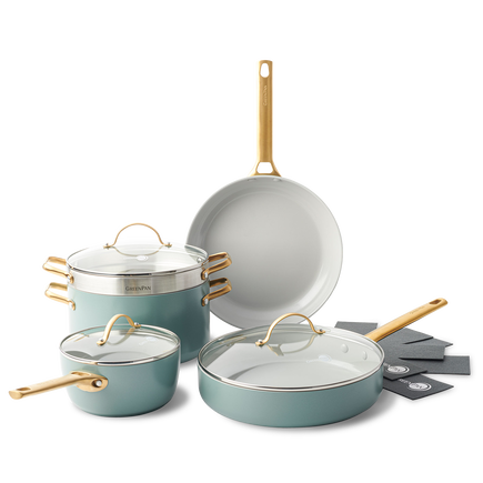 Padova SkyBlue 10pc Set