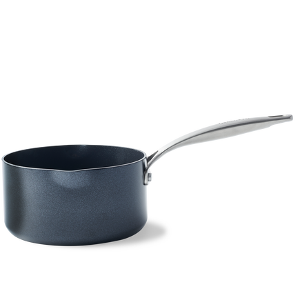 Copenhagen Ceramic Non-Stick Saucepan with 2 spouts