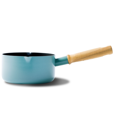 Mayflower Ceramic Non-Stick Milkpan with 2 spouts