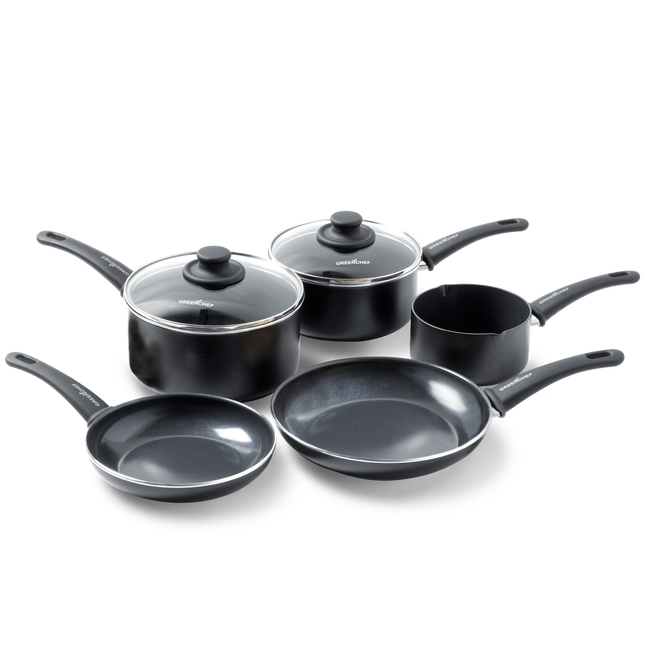 Greenchef Ceramic Non-stick 7-piece set
